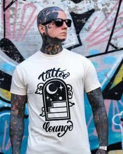 Tattoo Lounge Helsinki Studio Tdp Clothing 20% Off Deal Event Merch